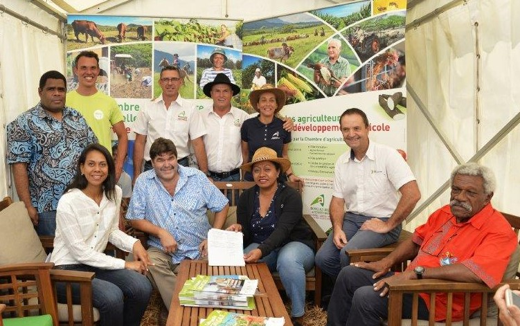 FCLC Further Strengthens Ties with New Caledonia
